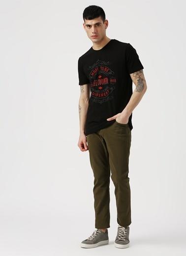 Lee Cooper Tişört Siyah